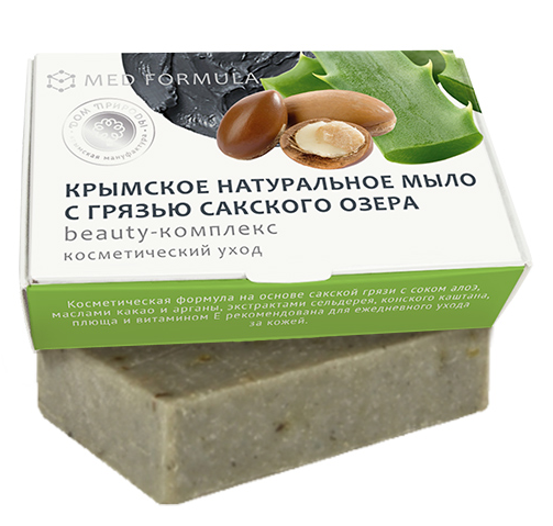 Мыло MED-formula Beauty-комплекс 50 гр