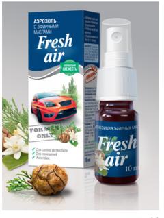 Эфирное масло-спрей Fresh air