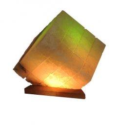 Соляной светильник Куб 6-7 кг