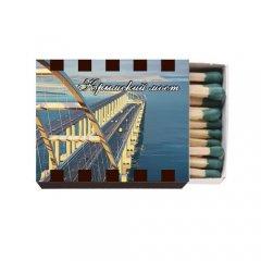 Спички - магнит Крымский мост